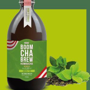 Green Tea Kombucha
