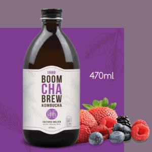 Kombucha Mixed Berry